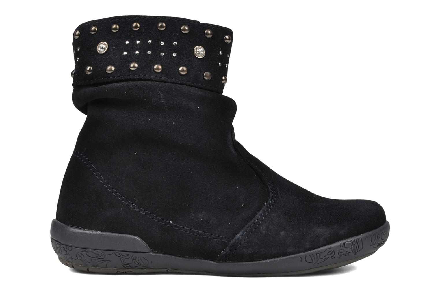 Ankle boots Naturino Naturino 3255 Blue back view