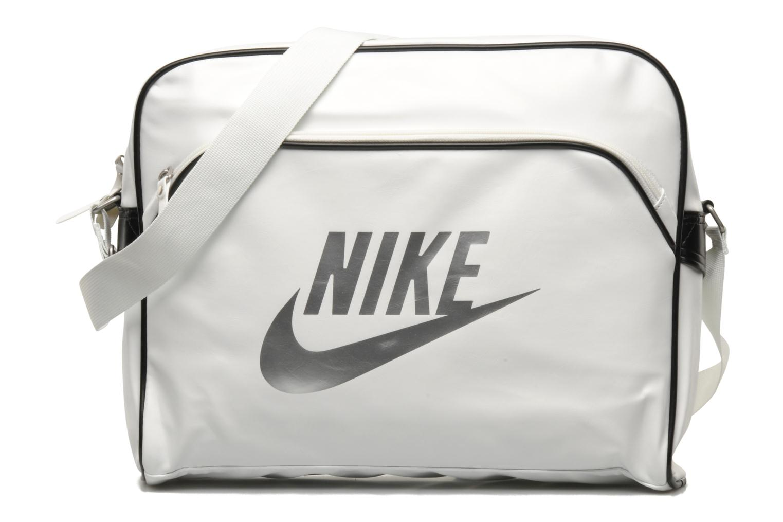 Borse uomo Nike Heritage SI Track Bag Bianco vedi dettaglio/paio