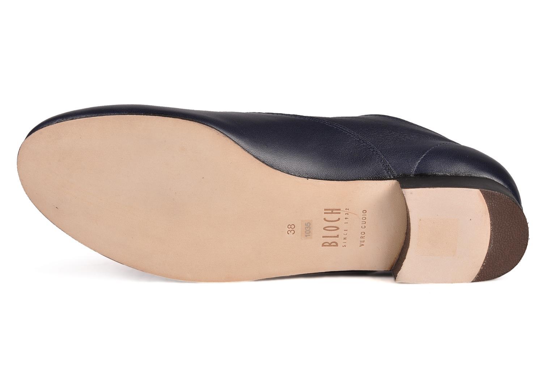 Chaussures à lacets Bloch Astaire Beige vue haut
