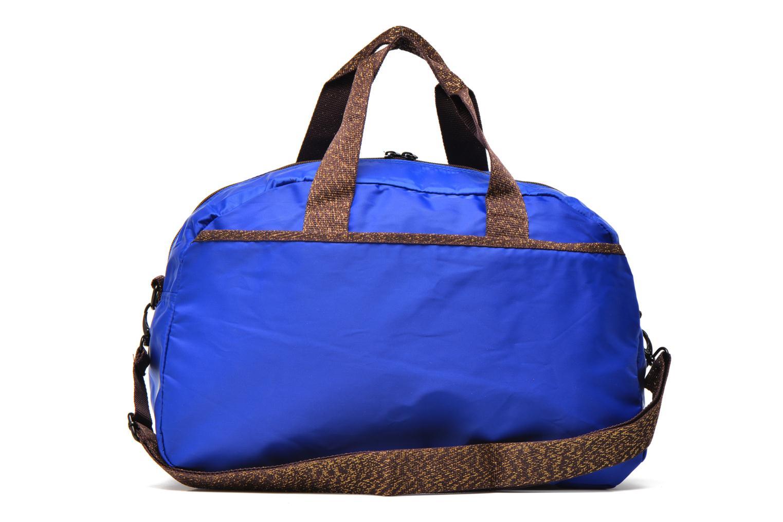 Bolsas de deporte Bensimon Sport Bag Azul vista de frente
