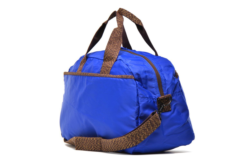 Sacs de sport Bensimon Sport Bag Bleu vue droite