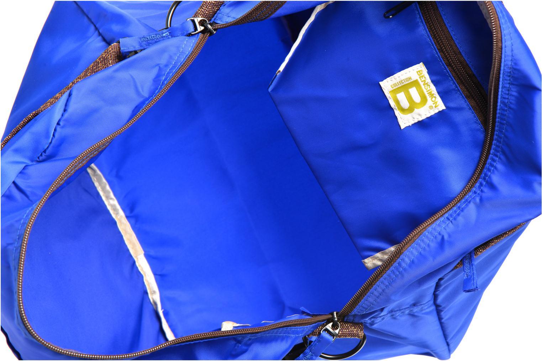 Sacs de sport Bensimon Sport Bag Bleu vue derrière