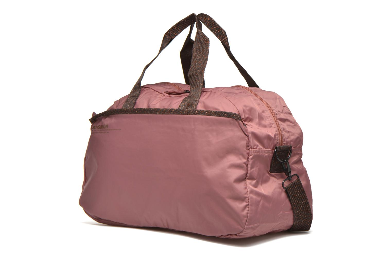 Sporttaschen Bensimon Sport Bag rosa schuhe getragen