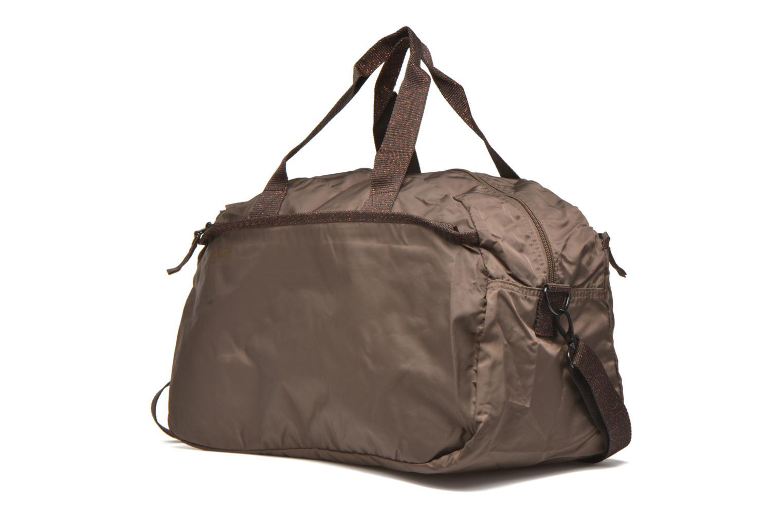 Sporttaschen Bensimon Sport Bag braun schuhe getragen