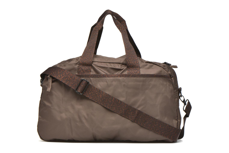 Sporttaschen Bensimon Sport Bag braun ansicht von vorne