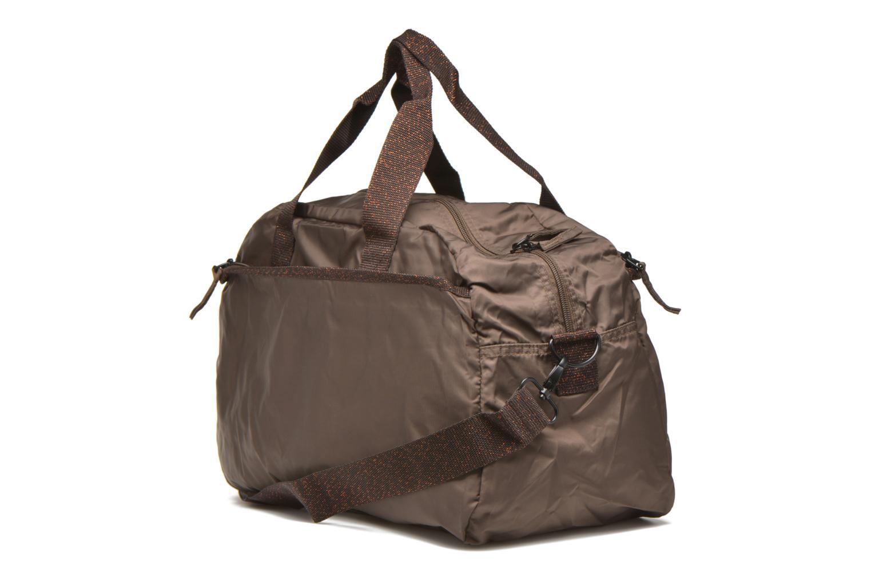 Sporttaschen Bensimon Sport Bag braun ansicht von rechts