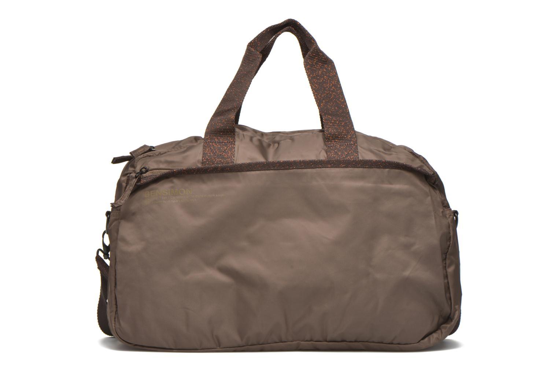 Sporttaschen Bensimon Sport Bag braun detaillierte ansicht/modell