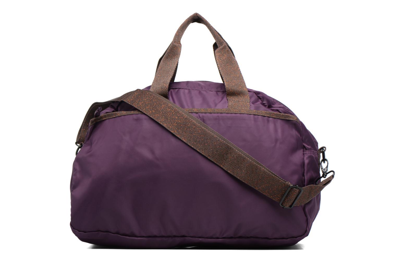 Sacs de sport Bensimon Sport Bag Violet vue face