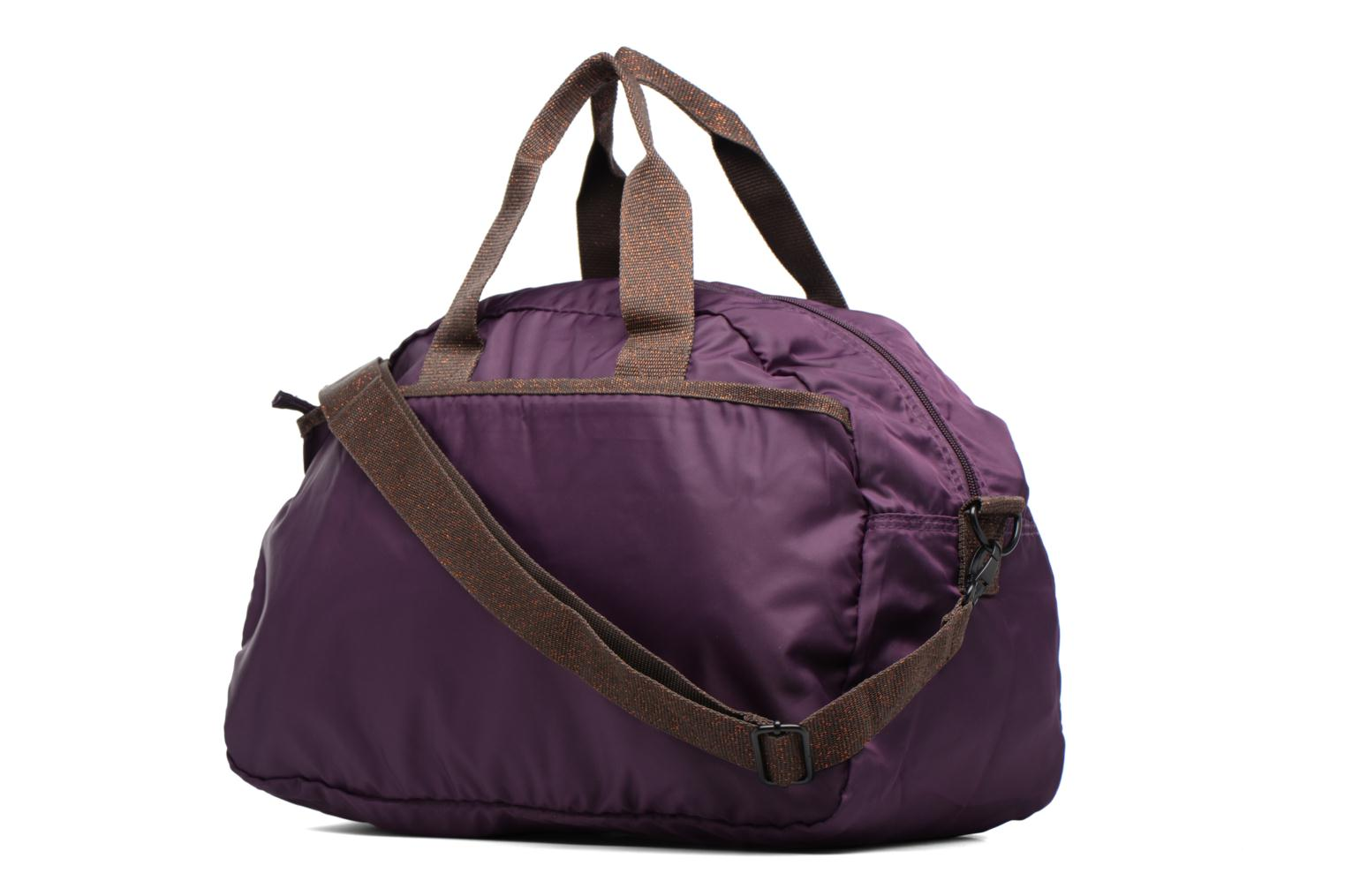 Sports bags Bensimon Sport Bag Purple view from the right
