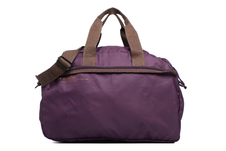 Sacs de sport Bensimon Sport Bag Violet vue détail/paire