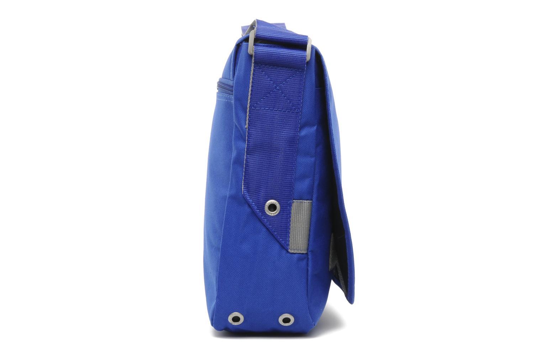 Messenger Bag BLEU ROYAL/GRIS