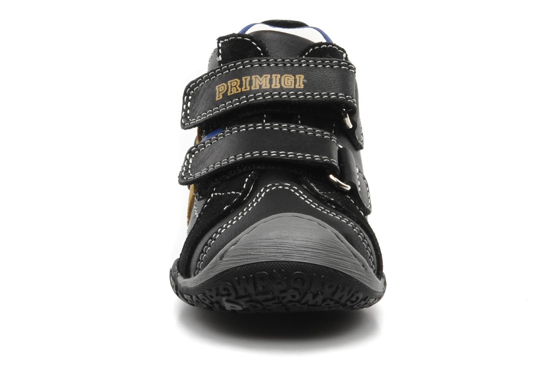 Baskets Primigi CHAB 1-E Noir vue portées chaussures