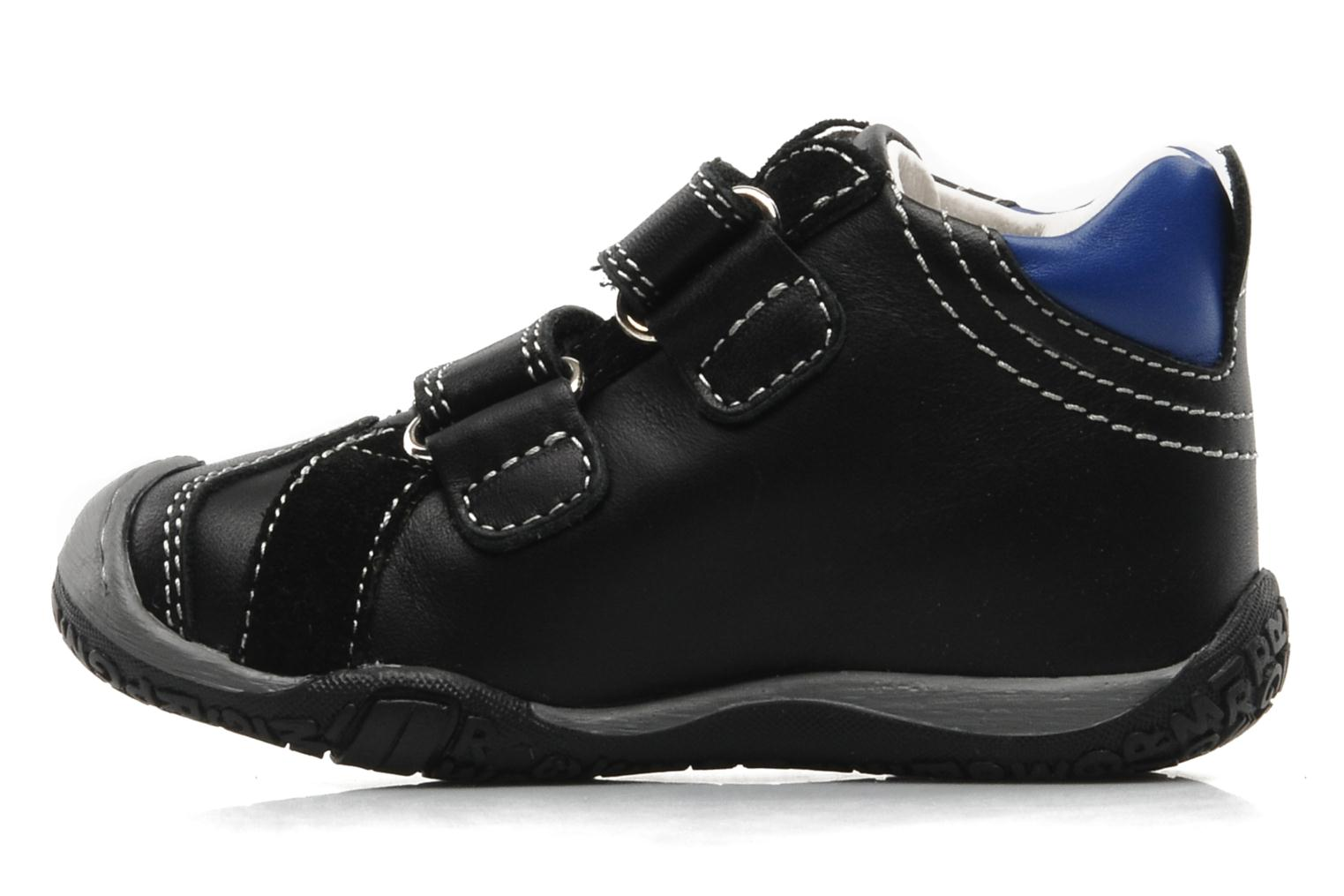 Trainers Primigi CHAB 1-E Black front view