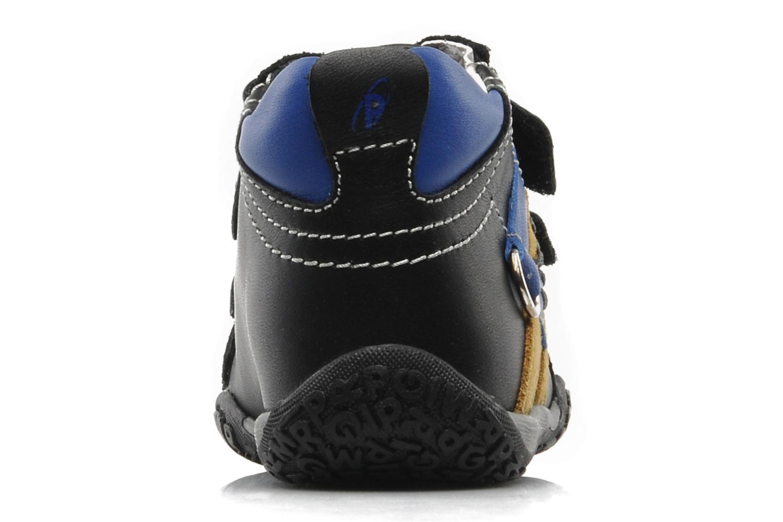 Sneakers Primigi CHAB 1-E Nero immagine destra