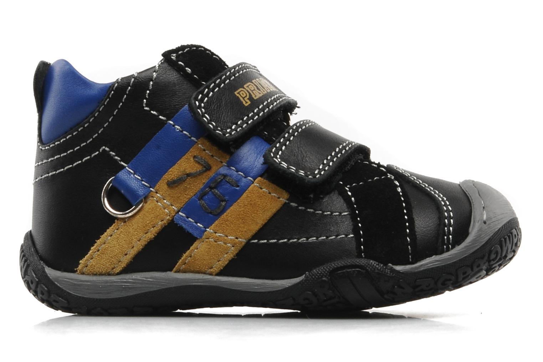 Sneaker Primigi CHAB 1-E schwarz ansicht von hinten
