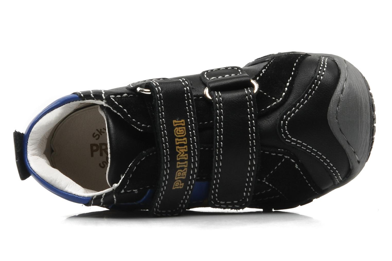 Sneaker Primigi CHAB 1-E schwarz ansicht von links