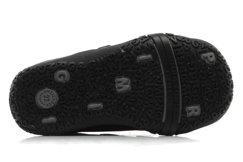 Sneaker Primigi CHAB 1-E schwarz ansicht von oben