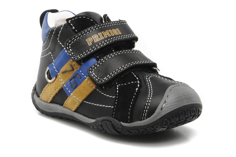Sneaker Primigi CHAB 1-E schwarz detaillierte ansicht/modell