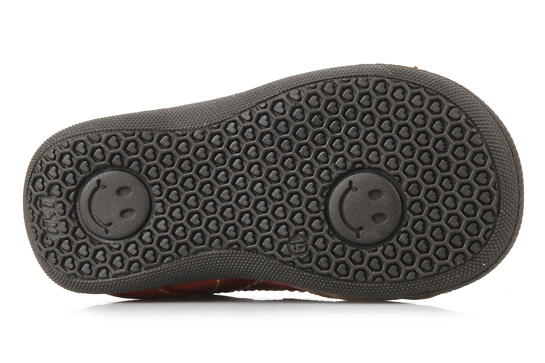Boots en enkellaarsjes Natik 22507B Rood boven