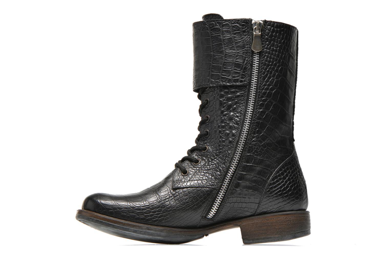 Boots en enkellaarsjes Espace Oudinot Zwart voorkant