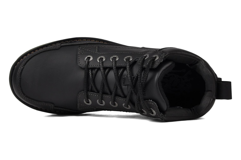Chaussures à lacets Skechers Shockwaves Regions 61737 Noir vue gauche