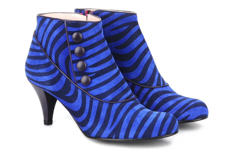 Bottines et boots Annabel Winship Famous Bleu vue 3/4