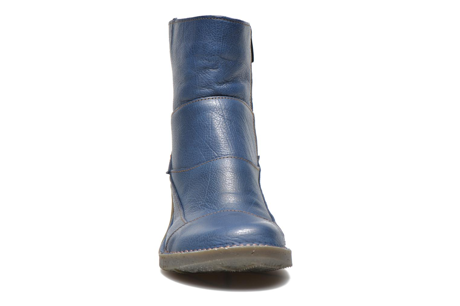 Ankle boots Art Oteiza 621 Blue model view