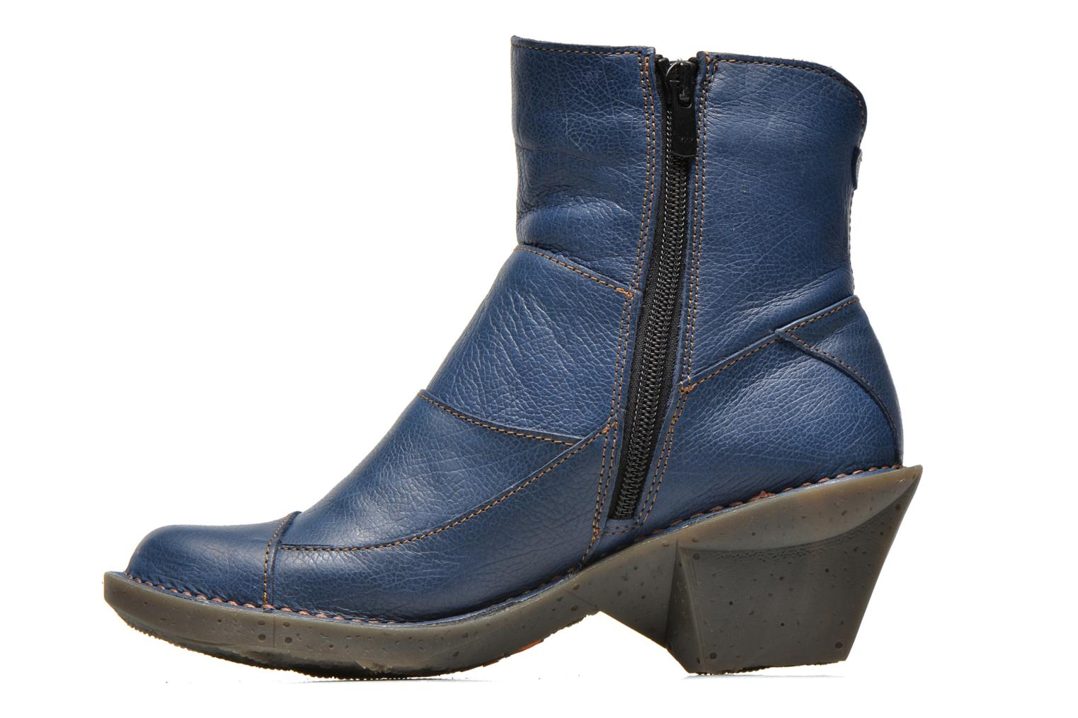 Bottines et boots Art Oteiza 621 Bleu vue face