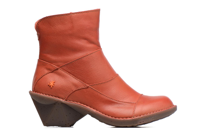 Bottines et boots Art Oteiza 621 Rouge vue derrière