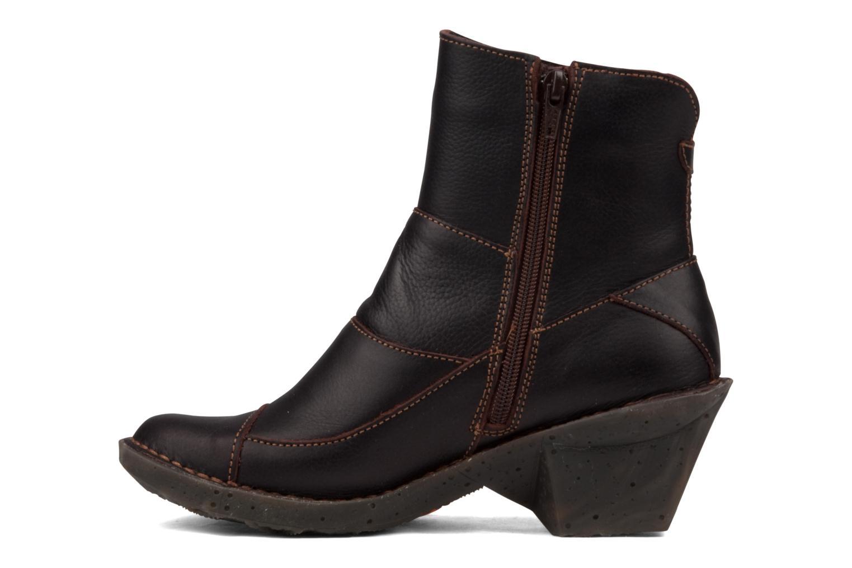 Bottines et boots Art Oteiza 621 Marron vue face