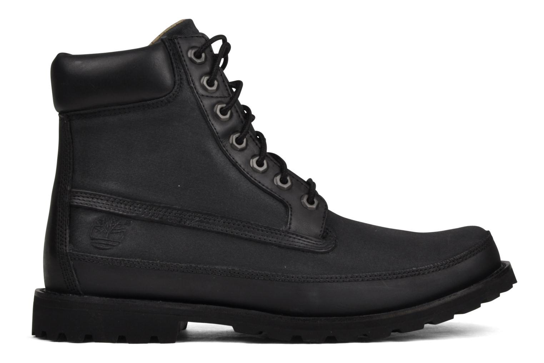 Bottines et boots Timberland 6 Inch Earthkeepers Noir vue derrière