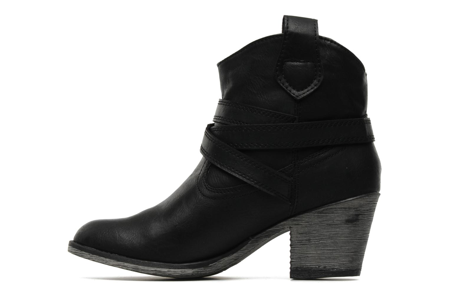 Ankle boots Rocket Dog Satire Black front view
