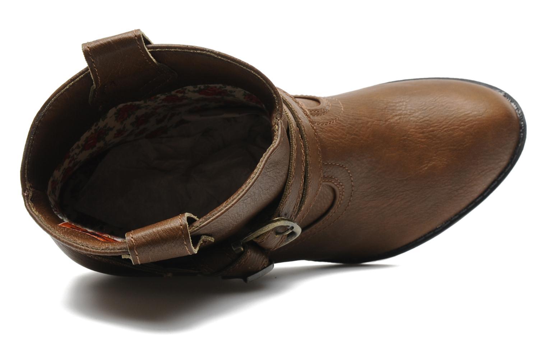 Boots en enkellaarsjes Rocket Dog Satire Bruin links