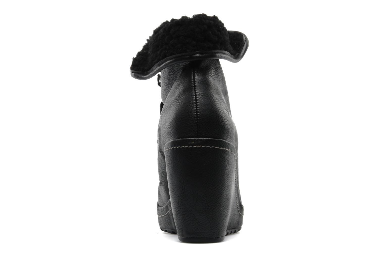 Stiefeletten & Boots Rocket Dog Bonfire schwarz ansicht von rechts
