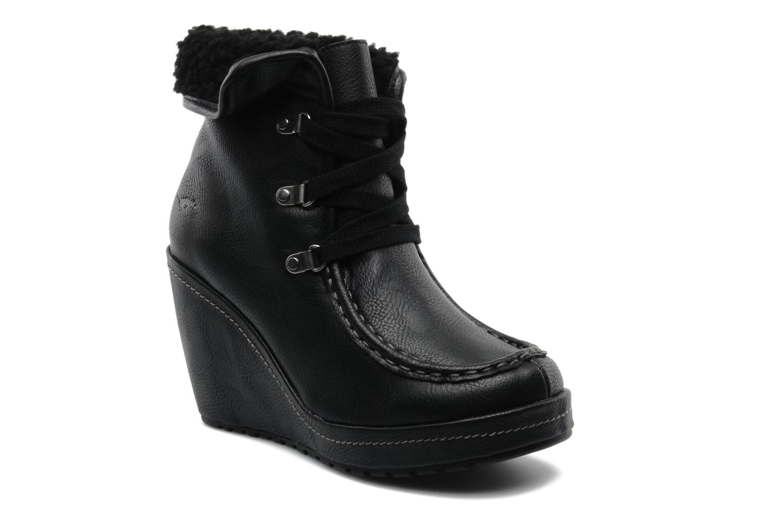 Ankle boots Rocket Dog Bonfire Black detailed view/ Pair view