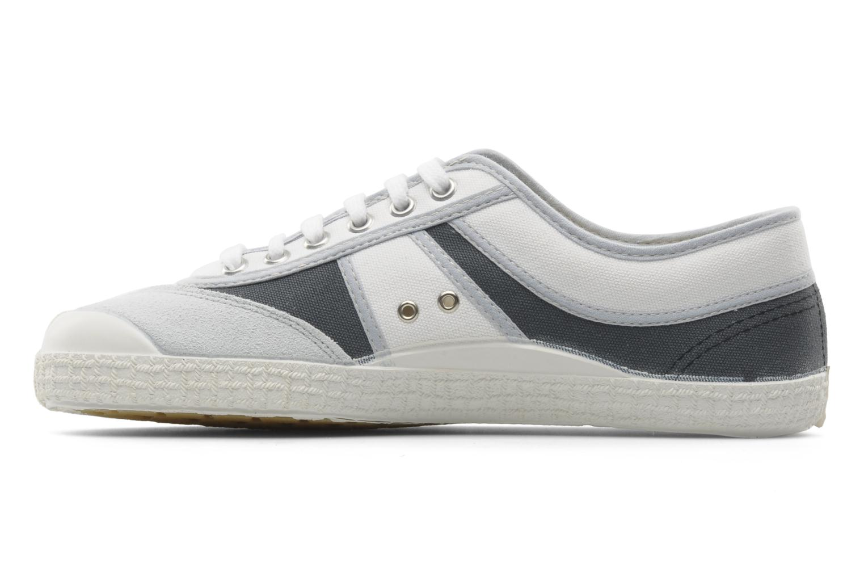 Sneakers kawasaki Kawasaki Bicolore M Bianco immagine frontale