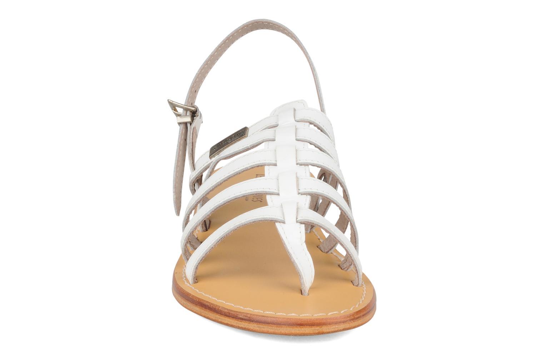 Sandali e scarpe aperte Les Tropéziennes par M Belarbi Herisson Bianco modello indossato