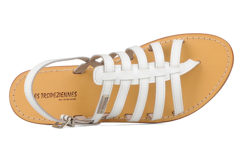 Sandali e scarpe aperte Les Tropéziennes par M Belarbi Herisson Bianco immagine sinistra