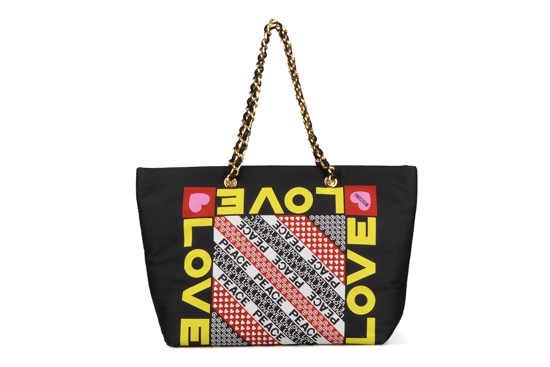 Handtaschen Love Moschino Charming bag shopper mehrfarbig ansicht von vorne