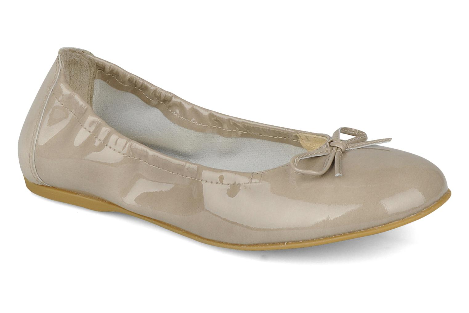 Ballet pumps Unisa Tresy Grey detailed view/ Pair view