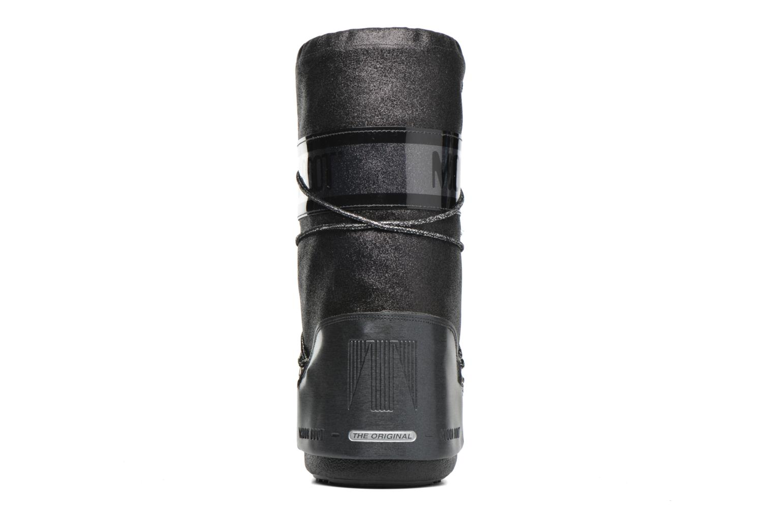 Boots & wellies Moon Boot Delux Black view from the right