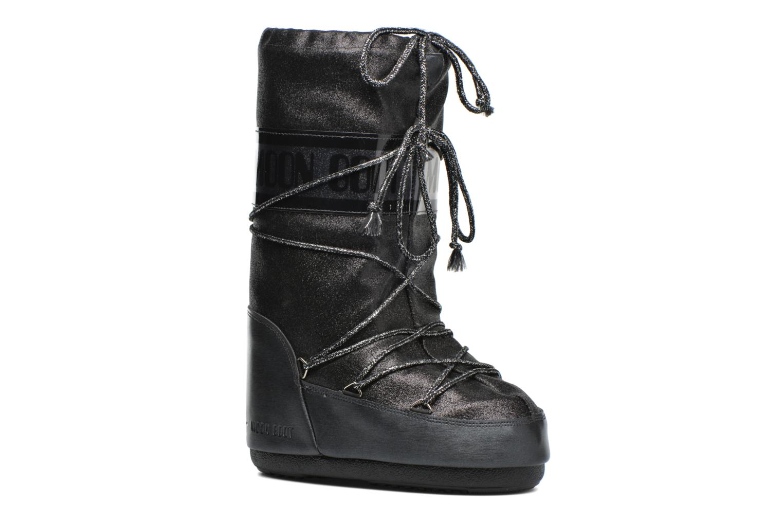 Grandes descuentos últimos zapatos Moon Boot Delux (Negro) - Botas Descuento