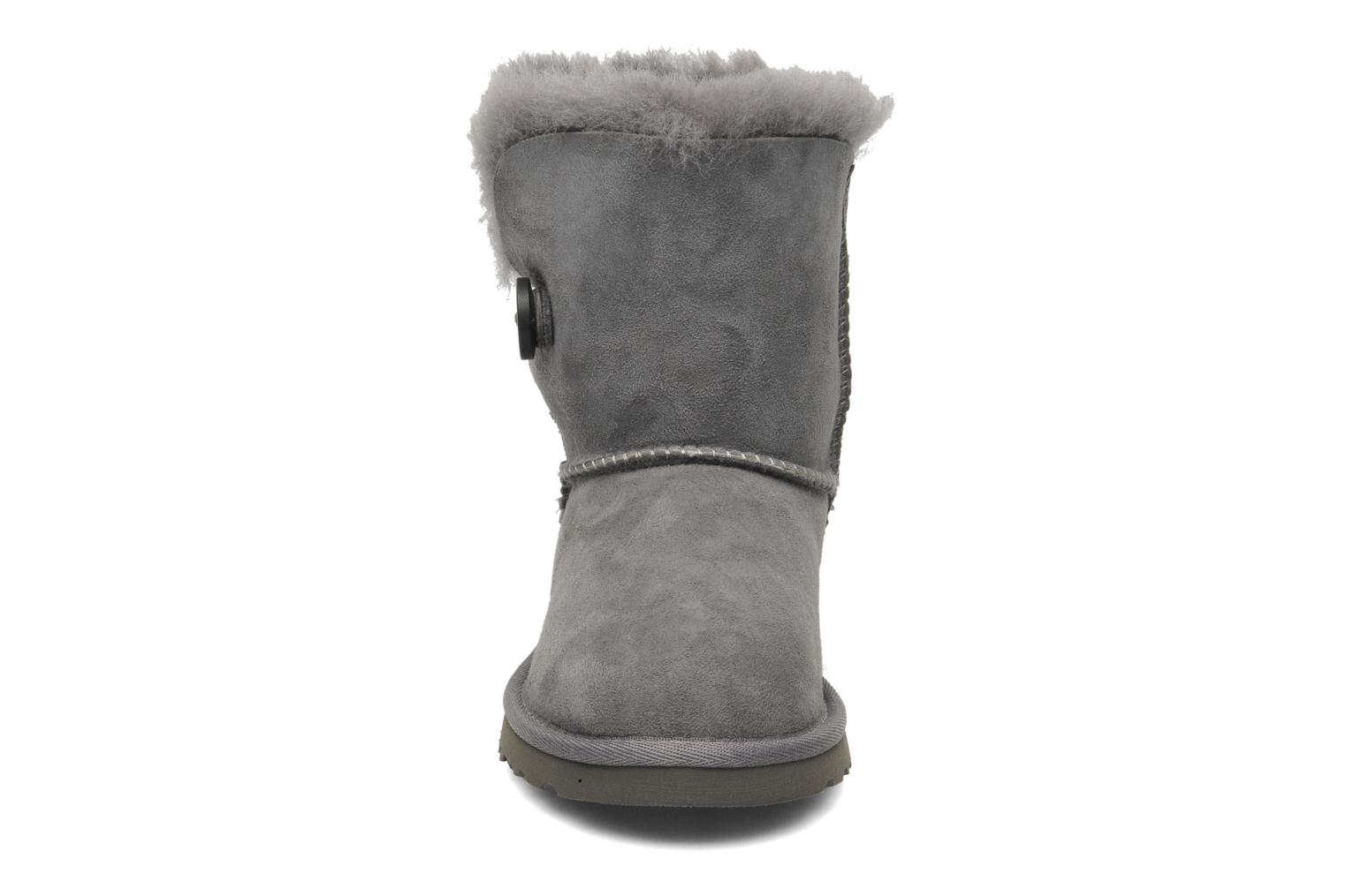Kid's bailey button Grey