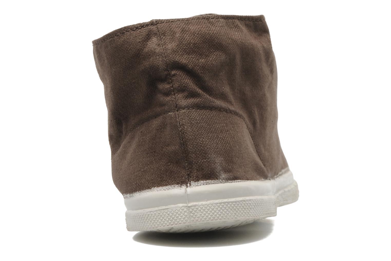 Sneakers Bensimon Nils h Marrone immagine destra