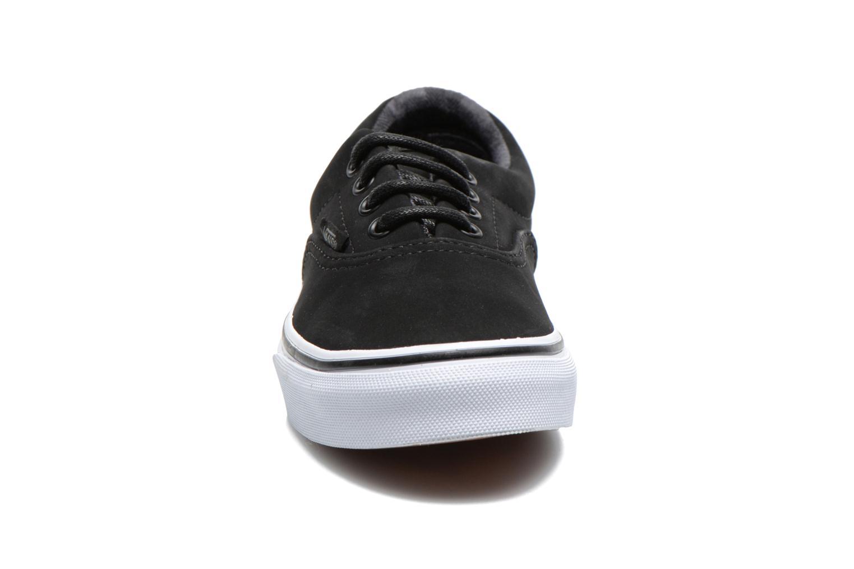 Baskets Vans K era Noir vue portées chaussures