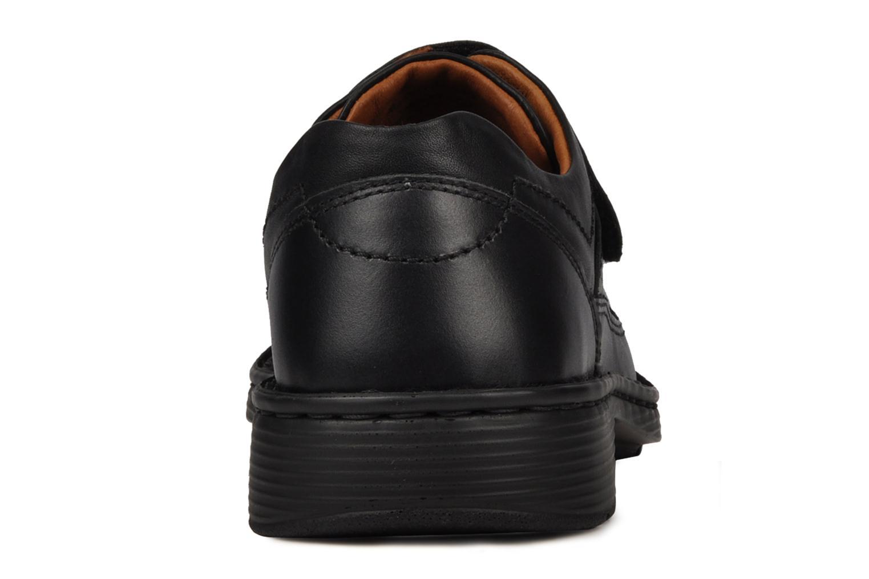 Chaussures à scratch Josef Seibel Bradfjord 06 Noir vue droite