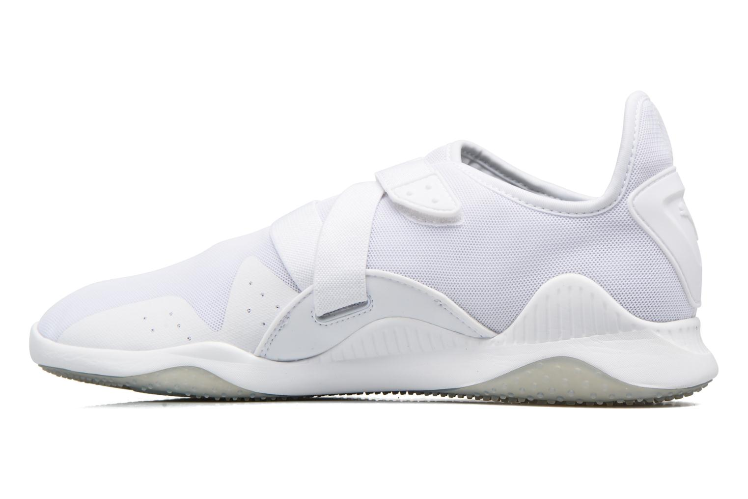 Trainers Puma Mostro mesh White front view