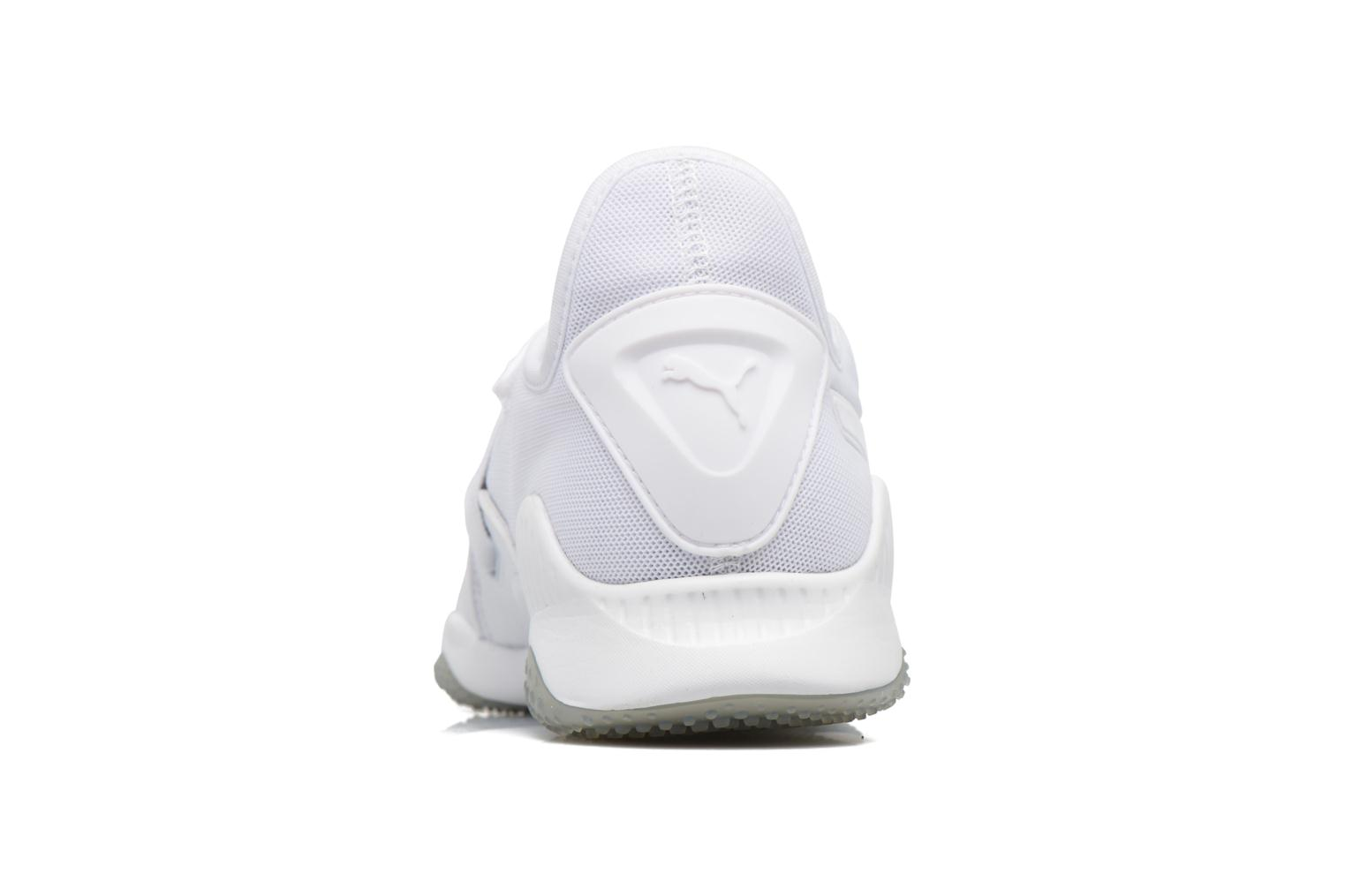 Trainers Puma Mostro mesh White view from the right