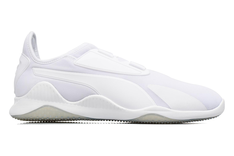 Sneaker Puma Mostro mesh weiß ansicht von hinten