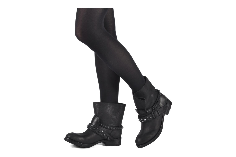 Bottines et boots Ash Reverso bis Noir vue bas / vue portée sac